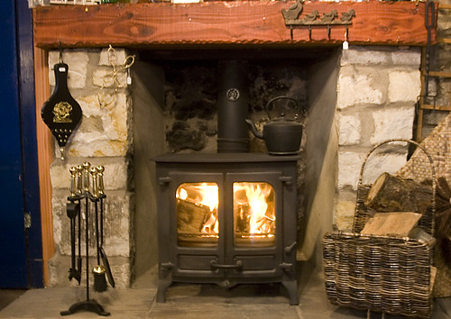 Wood burning stoves and air pollution
